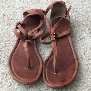 Frye Madison Strappy Sandal. Size 10.